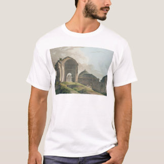 The Ruins of the Palace at Madurai, 1798 T-Shirt