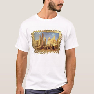The Ruins of the Palace of Karnak at Thebes T-Shirt