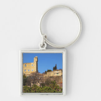 The ruins of the Pope's summer castle in Key Chains