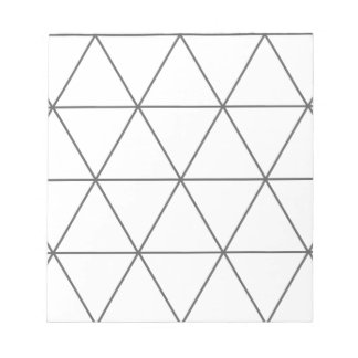The Rule of Triangle 01 Notepad