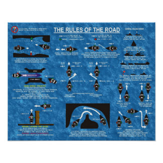 The Rules of the Road Posters