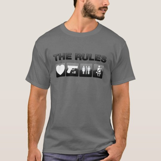 The Rules Tee