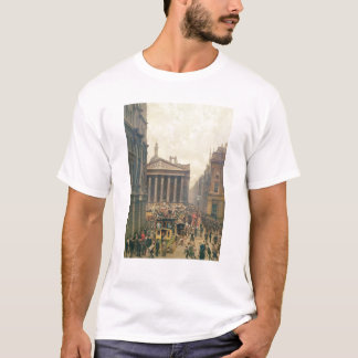 The Rush Hour by the Royal Exchange from Queen T-Shirt