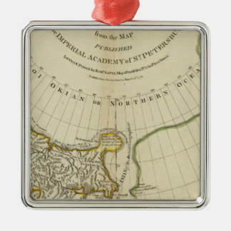 The Russian Discoveries Christmas Ornament