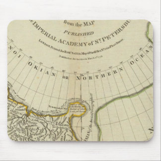 The Russian Discoveries Mouse Pad