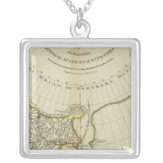 The Russian Discoveries Silver Plated Necklace