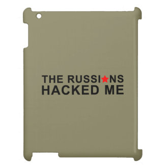 the russians hacked me cover for the iPad