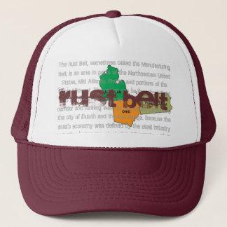 The Rust Belt Trucker Hat
