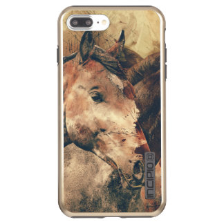 The Rustic Horse II Incipio DualPro Shine iPhone 8 Plus/7 Plus Case