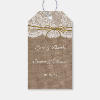 The Rustic Twine Bow Wedding Collection
