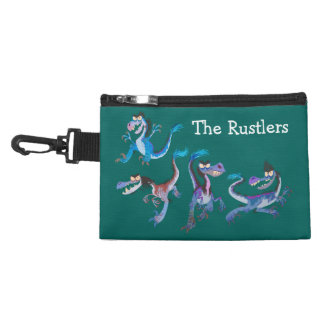 The Rustlers Graphic Accessory Bag