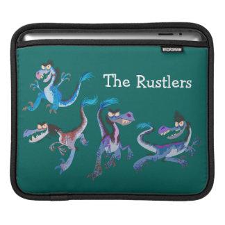 The Rustlers Graphic iPad Sleeve