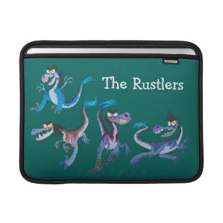 The Rustlers Graphic Sleeve For MacBook Air