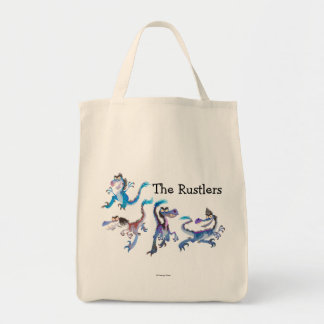The Rustlers Graphic Tote Bag