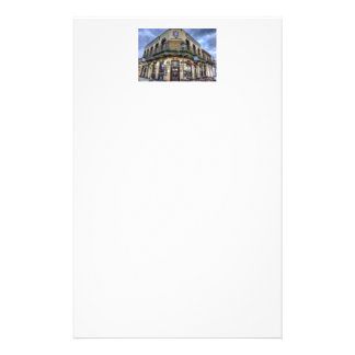 The Rutland Arms London Stationery Design
