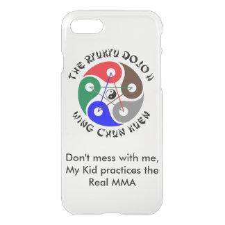 The Ryukyu Dojo II iPhone 7 Clear Case