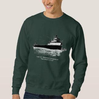 "The S.S. Edmund Fitzgerald ~ ""The Mighty FITZ"" Sweatshirt"