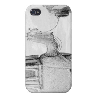 The Sacred Camel iPhone 4 Cases