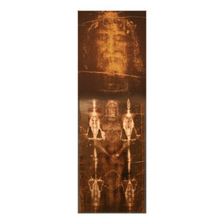 THE SACRED SHROUD OF TURIN PHOTOGRAPHIC PRINT