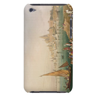 The Sacred Town and Temples of Dwarka, from Volume iPod Touch Case