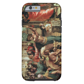 The Sacrifice at Lystra (cartoon for the Sistine C iPhone 6 Case