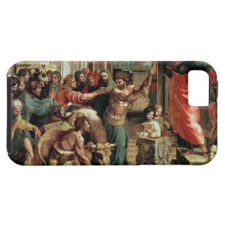The Sacrifice at Lystra (cartoon for the Sistine C iPhone 5 Cases