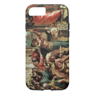 The Sacrifice at Lystra (cartoon for the Sistine C iPhone 8/7 Case