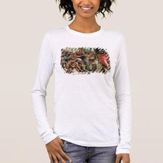 The Sacrifice at Lystra (cartoon for the Sistine C Long Sleeve T-Shirt
