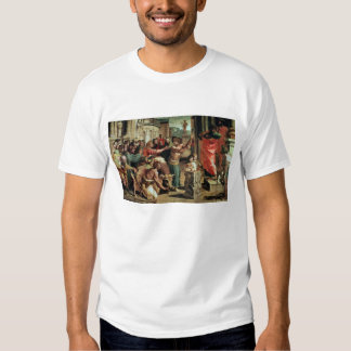 The Sacrifice at Lystra (cartoon for the Sistine C T Shirt