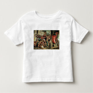 The Sacrifice at Lystra (cartoon for the Sistine C Toddler T-Shirt