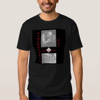 The Sacrifice Made Remembrance Day T-Shirts