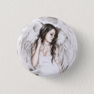 The Sad Angel Button