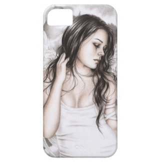 The Sad Angel iPhone Case iPhone 5 Covers