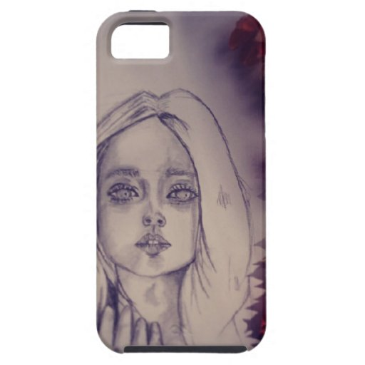the sad girls cover for iPhone 5/5S