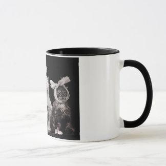The Sad Trio Mug