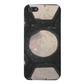 The Sahara Desert visible through the windows iPhone 5/5S Case