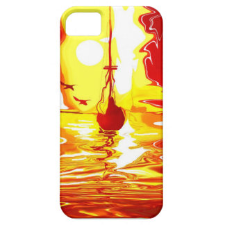 The sailing boat case for the iPhone 5