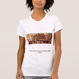 The Saint Mark Preached In Alexandria Tee Shirt