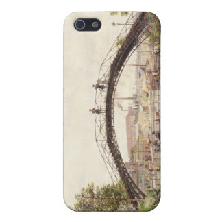 The Saint-Martin Canal iPhone 5 Case