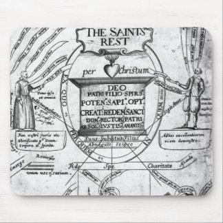 The Saints' Everlasting Rest' Mouse Mat