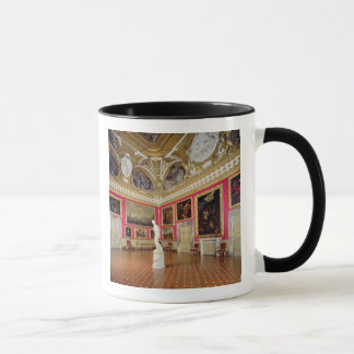 The 'Sala di Venere' (Hall of Venus) containing th Mug