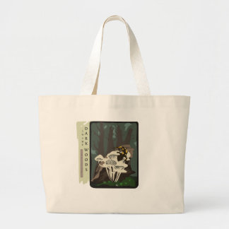 'The Salamander' Jumbo Tote Bag