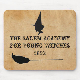 The Salem Academy for Young Witches Mouse Mat