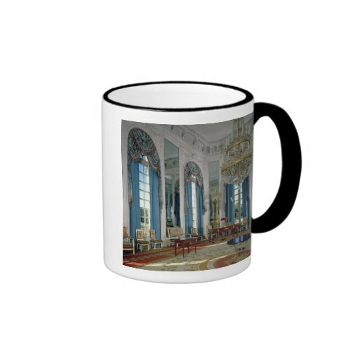 The Salon des Glaces (The Room of Mirrors) in the Mugs