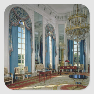The Salon des Glaces (The Room of Mirrors) in the Square Sticker