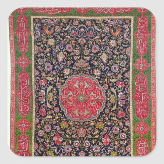The Salting Carpet, c.1588-98 Square Sticker