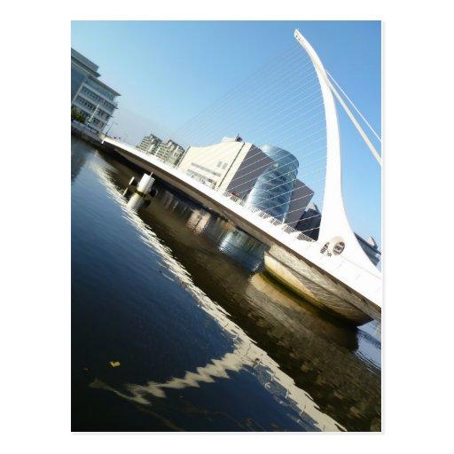 The Samuel Beckett Bridge Post Cards
