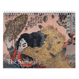 The Samurai Calendars