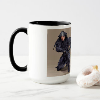 The Samurai Code Mug
