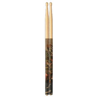 The samurai warriors Tadanori and Noritsune
